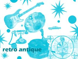 Retro Antique by mindless-zombie13