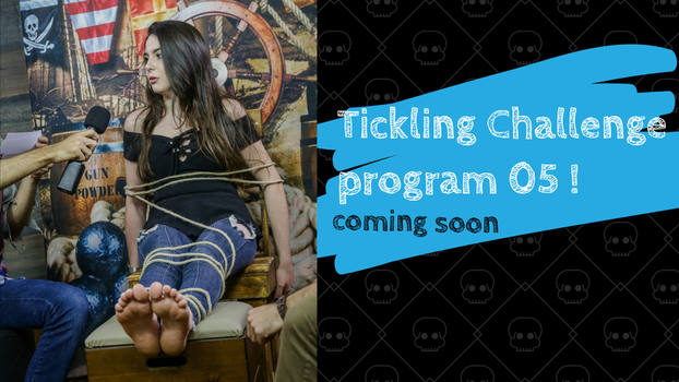 Coming soon - Tickling Challenge brunette by raposa2