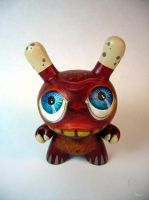 Cave Crawler Dunny by bryancollins