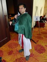 Attack on Titan Assassins Creed Zenkaikon 2014 by bumac