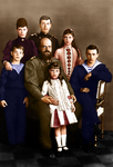 Russian Imperial Family by asphycsia