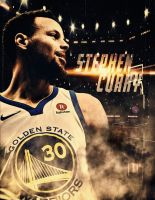 Stephen Curry ! by AYGBMN
