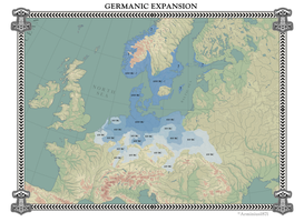 Germanic Expansion by Arminius1871