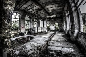 Urban exploration by DLozanoPhotographie