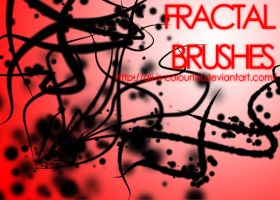 fractal brushes by ali-is-colourful