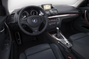 BMW 1er Coupe interior II by MUCK-ONE