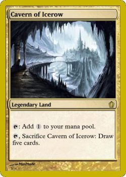 Cavern of Icerow by bricktop666