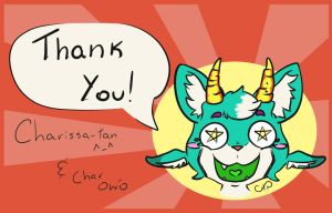 Ty For by Charissa-tan