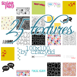 Icon Textures 04 by CrazyDD