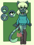 offer to adopt anthro {open} by nya-adoptables