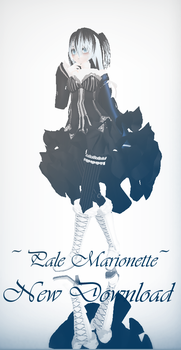 ~Pale Marionette~ New Download (No Password) by Idera