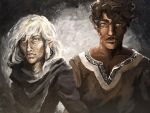 Kassian and  Mattheus [contest entry] by AkiaWalker