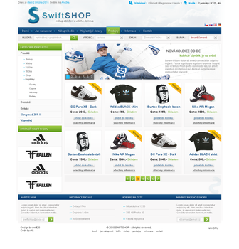Swift shop design by swift20