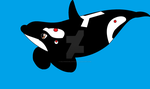 Yami Orca Ms Paint V.1 by Dolphingurl21stuff