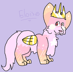 Eloise Reference Sheet by figgoprince