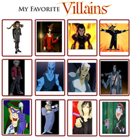 Completed Villain Meme by jg-is-me