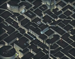 Downtown_isometric by Iron-Flag