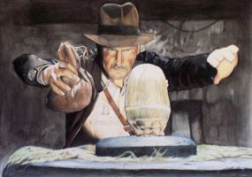 Raiders of the Lost Ark by GabeFarber
