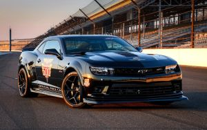 2014 Chevrolet Camaro Z/28 Indy 500 Pace Car by ThexRealxBanks