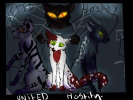 united hostility chapeter one cover by Uki-U