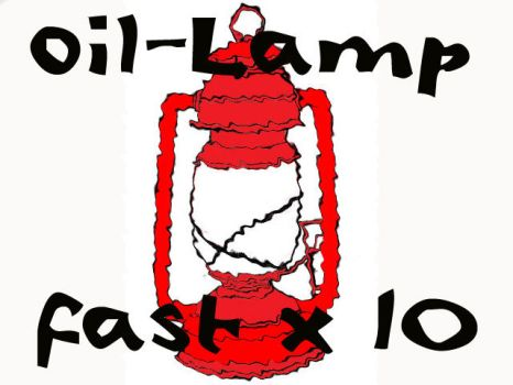 oil-lamp by darnster