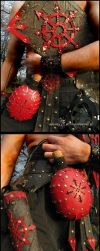 Chaos Details by farmer by LeatherArtisans