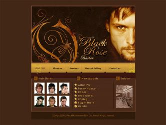 Black Rose MMCD Interface by khakestari