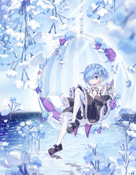 Rem Re:Zero by NyanAFK