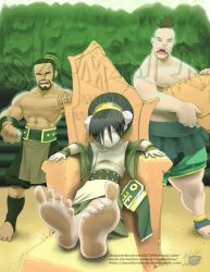 toph is champ by pantherprowl