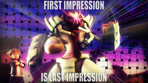 Pokemon - Golisopod - First Impression
