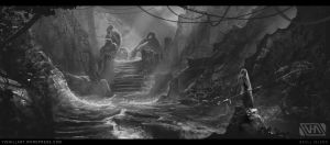 Skull Island Origins Concept Art by TheEnderling