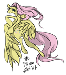 Fluttershy by TheFawnFlying