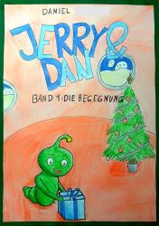 Jerry and Dan(Comic) by DaniCopic
