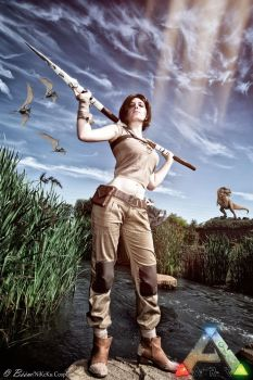 Be a part of ARK by NiKcKu