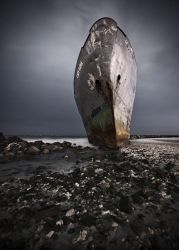 Ghost Ship by almiller