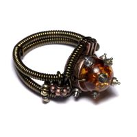 Steampunk Ring 1 by CatherinetteRings