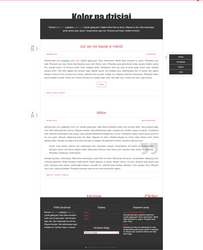 FREE Blogger template Simple by stupid-owl