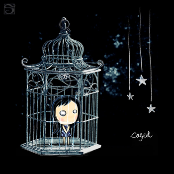 Caged. by shortdesigns-x