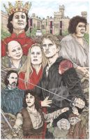 The Princess Bride by ChrisOzFulton