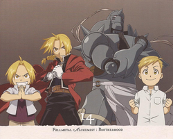 :...: FMA Brotherhood :...: by NaruHina1526