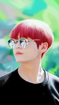 Taehyung-bby by raynst0rm