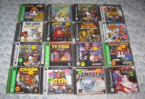 PS1 Collection - Part 1 by T95Master
