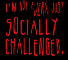 Socially Challenged Design by eecomics