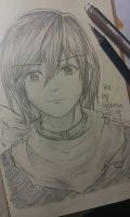 Yato (pencil) by ppeach444