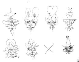 BunnyMan and Friends C-Book 1 by seg