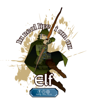 AGN In-Real-Life Elf