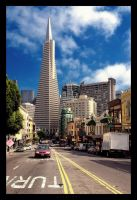 San Francisco by atreyu64