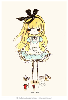 Little Alice by j-b0x