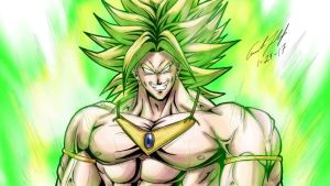 When Broly!? by EnlightendShadow