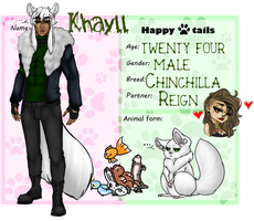 OtherPet App: Khayll by OH-I-KNOW-HER